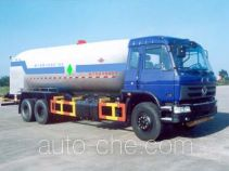 Hongtu HT5230GDY cryogenic liquid tank truck