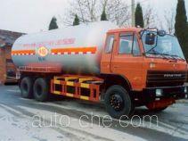Hongtu HT5240GYQ liquefied gas tank truck