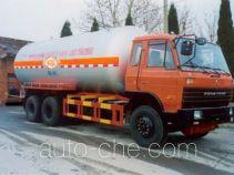 Hongtu HT5241GYQ liquefied gas tank truck
