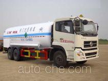 Hongtu HT5250GDY cryogenic liquid tank truck