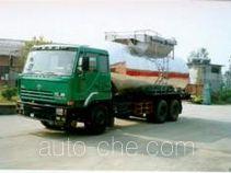 Hongtu HT5250GHY chemical liquid tank truck