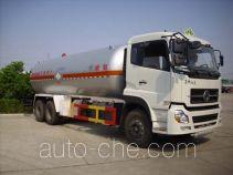 Hongtu HT5250GYQ2D liquefied gas tank truck