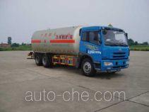 Hongtu HT5250GYQ3C liquefied gas tank truck