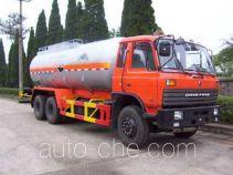 Hongtu HT5251GHY chemical liquid tank truck