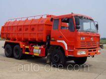 宏图牌HT5251ZFL型粉粒物料自卸车