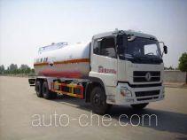 宏图牌HT5254GHY型化工液体运输车