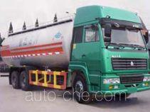 宏图牌HT5254GSN型散装水泥车