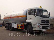 Hongtu HT5255GHY chemical liquid tank truck