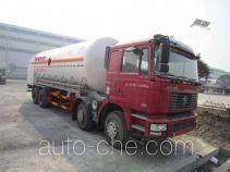 Hongtu HT5310GDYT cryogenic liquid tank truck