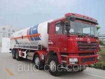 Hongtu HT5310GDYT1 cryogenic liquid tank truck
