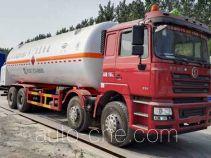 Hongtu HT5310GDYT2 cryogenic liquid tank truck