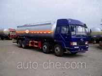 Hongtu HT5310GHY chemical liquid tank truck