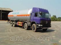 Hongtu HT5310GYQ1E liquefied gas tank truck