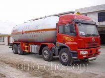 Hongtu HT5310GYQ3C liquefied gas tank truck