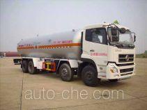 Hongtu HT5310GYQ3D liquefied gas tank truck