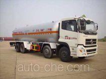 Hongtu HT5310GYQ5D liquefied gas tank truck