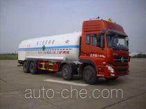 Hongtu HT5311GDY cryogenic liquid tank truck