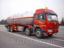 Hongtu HT5311GYQ3C liquefied gas tank truck