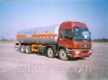 Hongtu HT5312GYQ liquefied gas tank truck