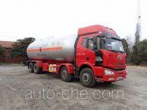 Hongtu HT5312GYQ3C1 liquefied gas tank truck