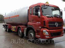 Hongtu HT5312GYQ3D4 liquefied gas tank truck