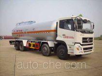 宏图牌HT5313GHY型化工液体运输车