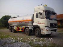 Hongtu HT5314GHY chemical liquid tank truck