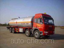 Hongtu HT5315GHY chemical liquid tank truck