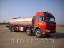 Hongtu HT5316GHY chemical liquid tank truck