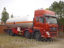 Hongtu HT5317GHY chemical liquid tank truck