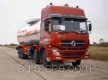 Hongtu HT5318GHY chemical liquid tank truck