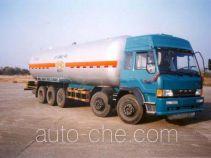 Hongtu HT5360GYQ liquefied gas tank truck