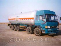 Hongtu HT5370GYQ liquefied gas tank truck