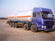 Hongtu HT5373GYQ liquefied gas tank truck