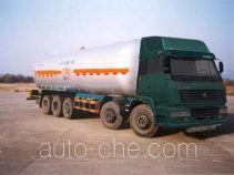 Hongtu HT5380GYQ2 liquefied gas tank truck