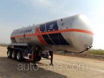 Hongtu HT9340GYQA liquefied gas tank trailer
