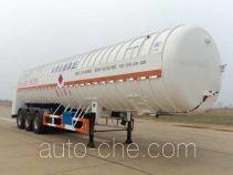 Hongtu HT9400GDYB cryogenic liquid tank semi-trailer