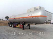 Hongtu HT9400GRQ flammable gas tank trailer