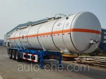 Hongtu HT9400GRY3 flammable liquid tank trailer