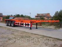 Hongtu HT9400TJZ container transport trailer