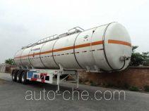 宏图牌HT9401GRY型易燃液体罐式运输半挂车