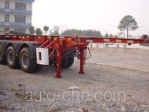 Hongtu HT9401TJZ container transport trailer