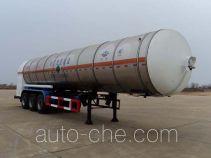 Hongtu HT9402GDY2 cryogenic liquid tank semi-trailer