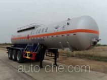 Hongtu HT9402GHY chemical liquid tank trailer