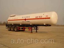 Hongtu HT9403GHY chemical liquid tank trailer