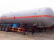 Hongtu HT9408GYQ5 liquefied gas tank trailer