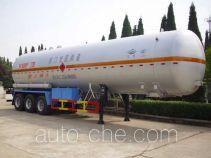 Hongtu HT9408GYQ7 liquefied gas tank trailer