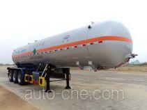 Hongtu HT9408GYQC liquefied gas tank trailer