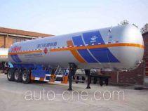 Hongtu HT9409GYQ3B liquefied gas tank trailer