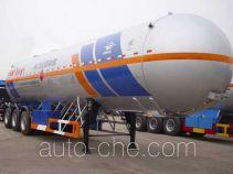 Hongtu HT9409GYQA liquefied gas tank trailer